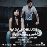 Radau Deluxe (January 2016) - Pioneer DJ's Playground