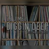 #40 >>  OldSkool  DJ Jimbo presents The Diggin Deep Sunday Sesh on Housemasters-Radio - Sun 09-06-19