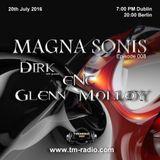 Glenn Molloy - Guest Mix - MAGNA SONIS 008 (20th July 2016) on TM-Radio