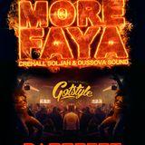 More Faya @ Dagobert Nightclub (06-02-2016) - Gotstyle (220 Sound aka Dussova) & DJ Tahir (Paris)