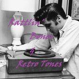 Rattlin' Bones & Retro Tones - Cue The New Edition