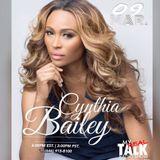 Cynthia Bailey + Lisa J live MRTR