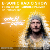 B-SONIC RADIO SHOW #203 by Arnold Palmer