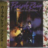 Prince And The Revolution – Purple Rain  1984  Japan