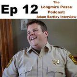 Interview with Longmire actor Adam Bartley