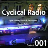 Podcast 001: Playhouse & Perlon, Minimal House Special