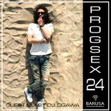 PROGSEX #24 - Guest mix by DJ Ogawa (Japan)