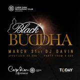 Black Buddha by Dj Davin (31/3/2013)