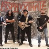 Rock Mania #391 - com Betão, da Asphyxihate - 06/10/19