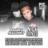 NIck Davis b2b Danny Maloney: Red Bull DJ Showcase at Kanza Hall