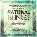06-13-17 Rational Beings Radio Show with DJ Rob Ticho on WOMM LP 105.9 The Radiator Burlington, VT