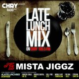 Mista Jiggz - 90s Reggae Late Lunch Mix on CHRY 105.5 FM
