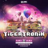 Paradiso 2017 Main Stage Mix - Tigertronik