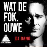 Wat De Fok, Ouwe!! Dano Live + Drums @ Grenswerk