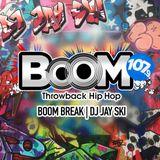 Jay Ski   Boom Break 77   Live on Boom 107.9 Philadelphia