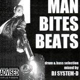 'Man Bites Beats' Mix-CD (1998)