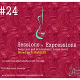 #24 - Sessions and expressions - deep tech and atmospheric house music