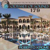 Roberto Krome - Odyssey Of Sound 179
