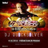11.10.2014 - Trancefusion The Legends - DJ Quicksilver