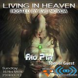 Fro Ptr @ Living in Heaven Radio show by www.tempo-radio