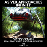 Creepy Crawly - Songs About Insects And Other Arthropods (Feat. Toy Dolls, The Who, Heart, MORE!)