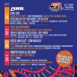 Carl Cox - Live @ Exit Festival [07.19]