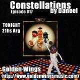 Constellations 017 by Daneel @ Golden Wings Radio