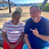 """Bahamas Beach Talk: """"No Kap"""" (Leschea Show)"""