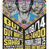 Guy J - Live At Edge pres. Lost & Found, Super Diesel (Antwerp, Belgium) - 24-Aug-2014