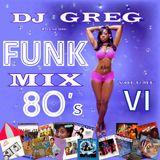 FUNK MIX 80's VOLUME 6