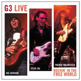 G3.....LIVE - ROCKING IN THE FREE WORLD