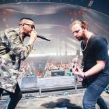 Chase & Status featuring MC Rage (MTA Records) @ Creamfields, Daresbury Estate - Halton (26.08.2016)