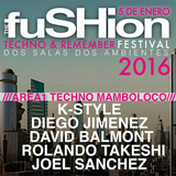 welcome 2016 (Promo) The Fushion Festival @ Diego Jiménez