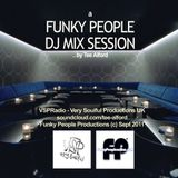 VSP Radio-The Lost Tapes-Funky People DJ Mix- Tee Alford