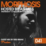 Morphosis 041 With Ashal S And Erdi Irmak (16-05-2018)