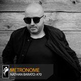 Metronome: Nathan Barato