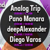 Analog Trip @ Westradio 26-6-2014 [Edm Underground Showcase]