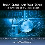 Susan Clark and Jolie Diane - The Dangers of 5G Technology