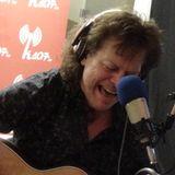Willie Logan in session on k107 FM