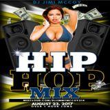 RAP MIX AUG.23 2017 DJ JIMI MCCOY *OVER 1 HR*