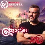 2017.06.23. - Szecsei & COMBO! - OPEN WORLD - RIO Budapest - Friday