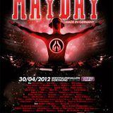 Motor -Live- (CLR, Novamute) @ Mayday 2012 - Made in Germany, Westfalenhallen Dortmund (30.04.2012)
