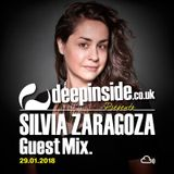 SILVIA ZARAGOZA is on DEEPINSIDE #03