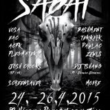 SABAT 2015 - open air free soundsystem party