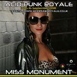Miss Monument - Acid Punk Royale 18 Promo Mix