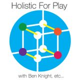 Holistic For Play #84: NYC Will Do That To ALL