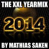 Saken's XXL Yearmix 2014