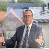 Tartu linnapea Urmas Klaas rääkis tselluloositehasest.
