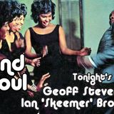 Dean Anderson's Sound of Soul 20th December 2018 with Geoff Stevens and Ian 'Skeemer' Broadley
