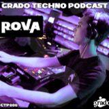 R.O.V.A - Podcast GRADO TECHNO [sept-9-2013]  Progressive / Melodic Techno